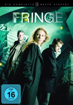 Fringe Staffel 1 DVD Bluray