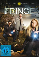 Fringe Staffel 2 DVD Bluray